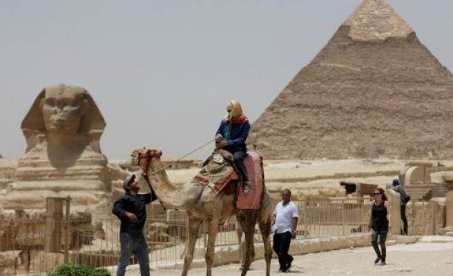 Egypt to install security cameras at tourist sites