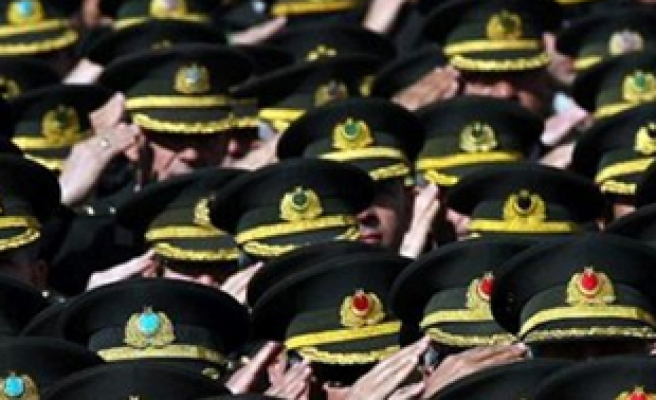 Turkish court upholds prison terms for retired generals in coup plot trial