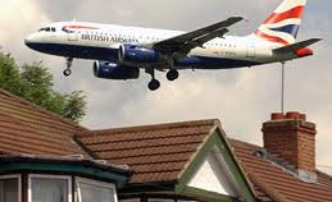 Aircraft noise linked to heart disease
