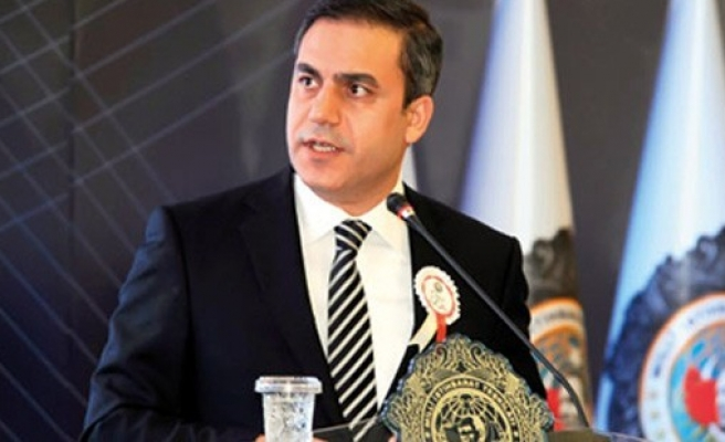 Turkey's top intelligence agency chief resigns