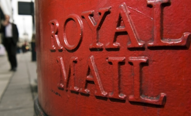 Royal Mail shares open 36 percent higher on market debut