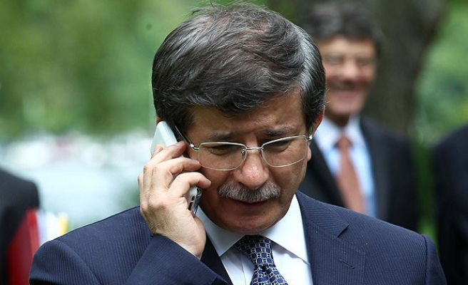 Turkey FM talks to Ashton about Bosnia