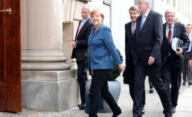 Germany: No discussion yet on cabinet posts