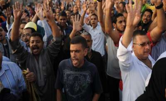 Egypt ministry accuses Brotherhood for protest