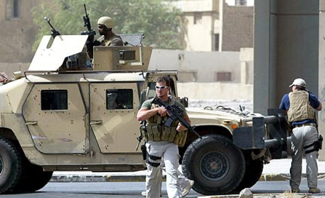 U.S. may charge ex-Blackwater guard with murder in Iraq