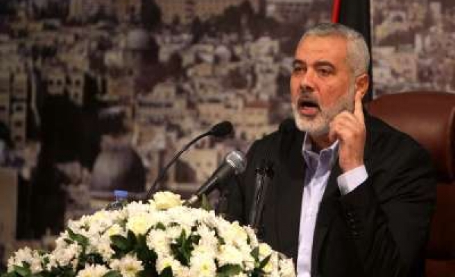 Haniyeh denies interference in Egypt's affairs- UPDATED