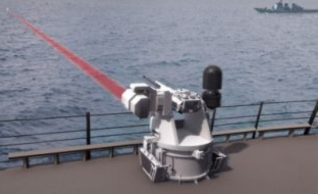 Iran achieves Laser Weapon System's deflection technology