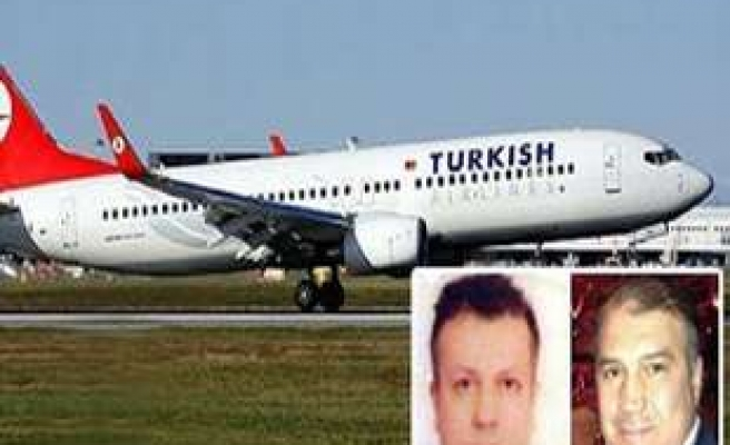 Kidnapped Turkish pilots handed in to Lebanese security forces