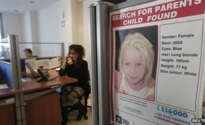 Hunt goes on for abducted girl's parents