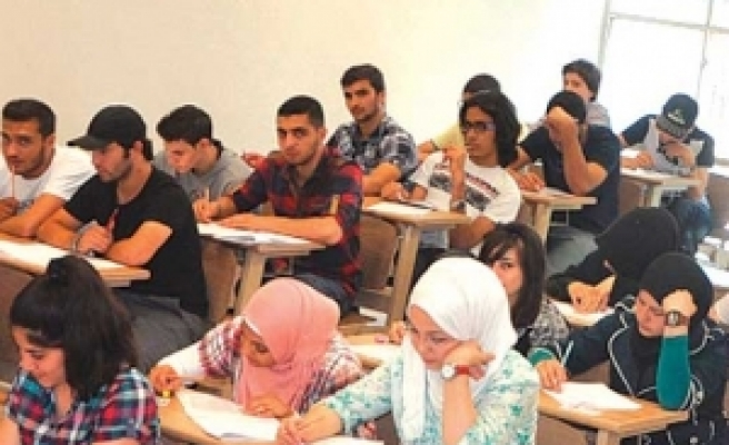 Syrian students welcome at Turkish universities
