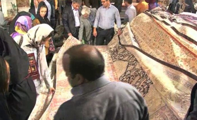 Iranian carpets, ancient artworks with contemporary legacy
