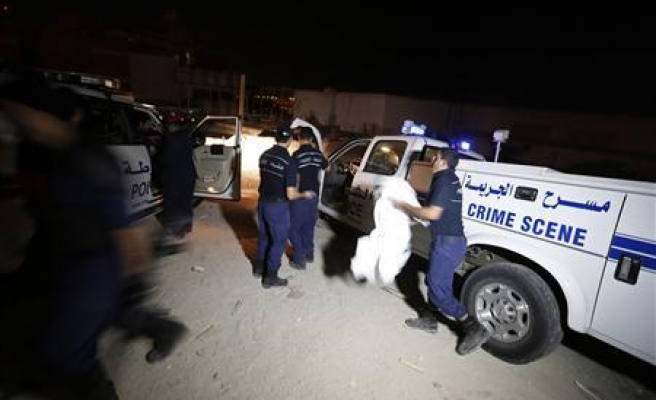 Bahrain sentences eight people to life for bomb death