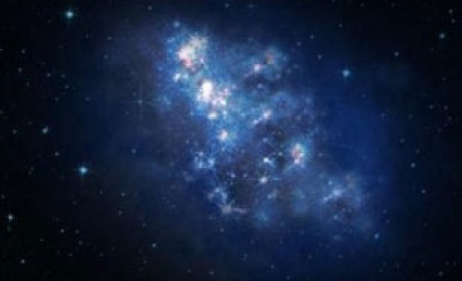 Astronomers discover most distant known galaxy