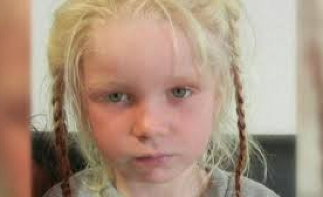 DNA test reveals blonde Roma girl's parents