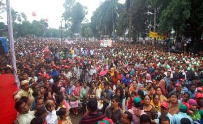Bangladesh set for yet another shutdown, BNP leaders arrested