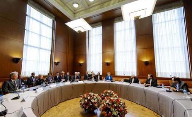 Iran nuclear talks planned for end of Oct.