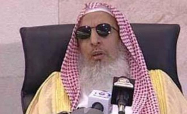 Saudi mufti urges youth to stay clear of Syria