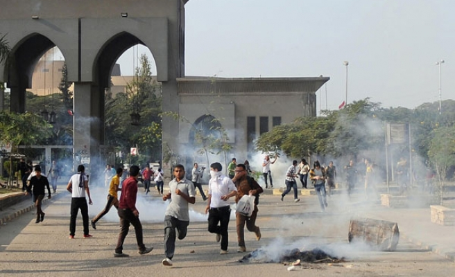 Egypt sees 611 student protests since September