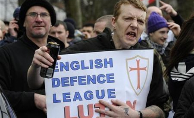 Muslim EDL member arrested and fined