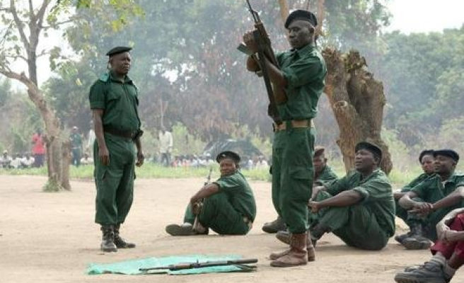 Mozambicans march for security