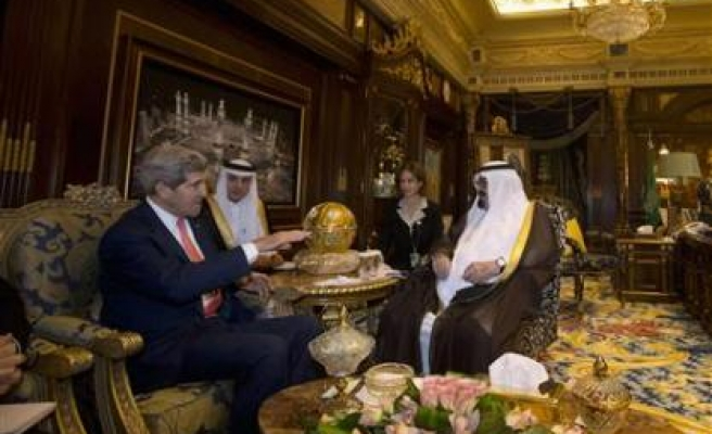 Saudi Arabia plays down policy differences with US