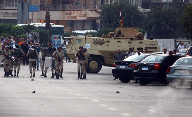Child killed by gunfire in clashes in Egypt's Suez