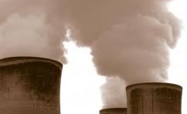 Greenhouse gas volumes hit new record in 2012