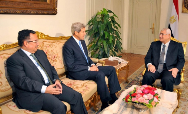 US delegation to meet with Egypt army