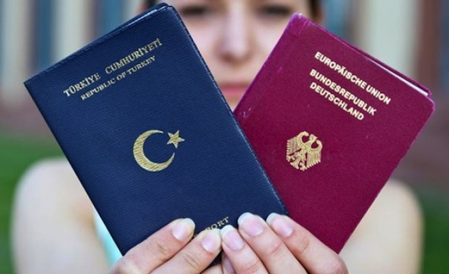 German Turks say let down by coalition deal on dual citizenship