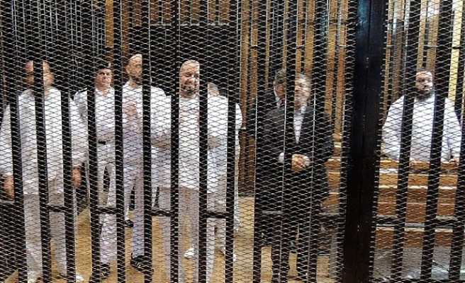 Morsi in court for second time
