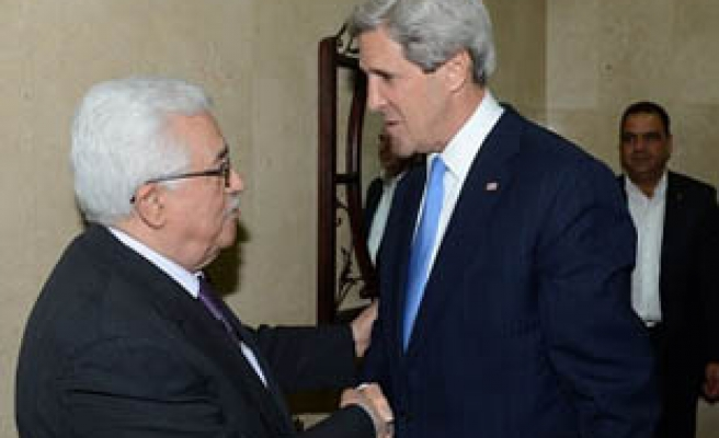 Tensions flare in Kerry-Abbas meeting