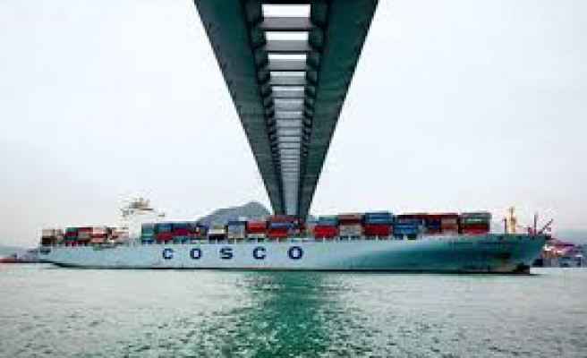 China extends graft probe into shipping industry