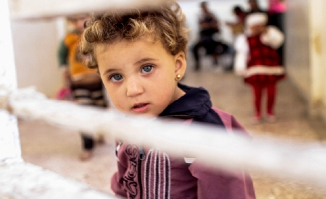 UK to press for full humanitarian access in Syria