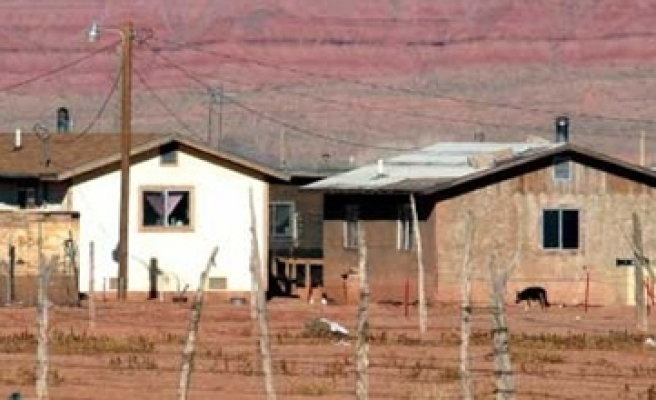 Turkish agency to supply American Indians' water