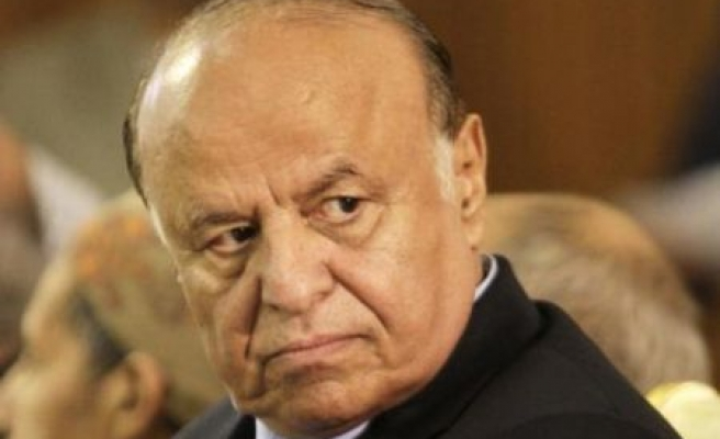 Hadi to rescind resignation if Houthis leave Sanaa