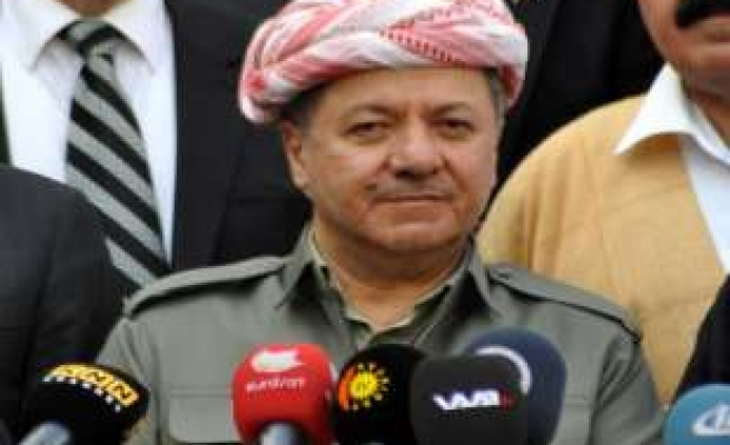 Barzani supports Turkey's solution process
