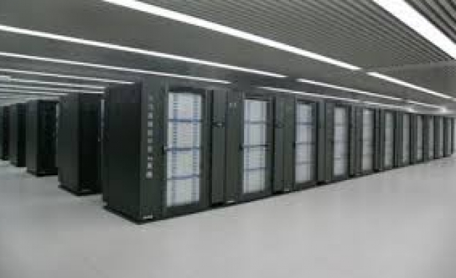Chinese supercomputer twice as fast as US rival