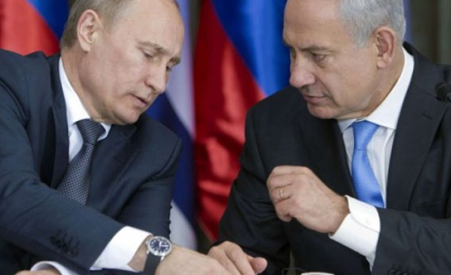 Netanyahu in Russia to lobby against Iran deal