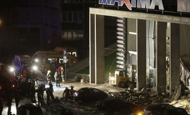 Death toll jumps over 50 in Latvia collapse