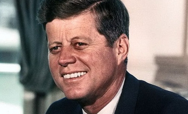 The United States mourns Kennedy 50 years on