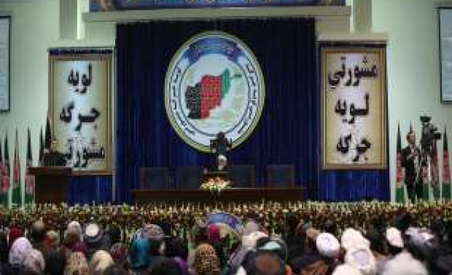 Loya Jirga and the future of the U.S. soldiers in Afghanistan