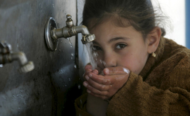 Israel using thirst as a weapon of war on Palestinians