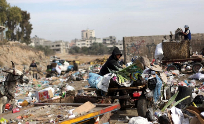 Fuel and electricity shortages threaten epidemic in Gaza