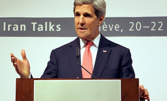 Kerry reassures Israel about Iran deal