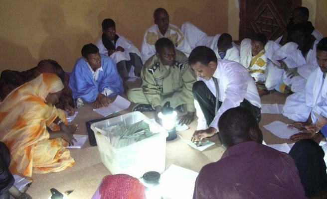 Results show Mauritanian opposition leading in capital