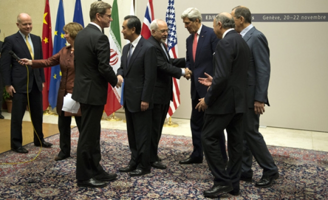 Turkey welcomes historic nuclear deal
