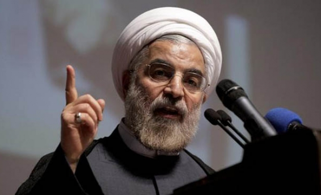 Rouhani says world powers recognise Iranian nuclear rights