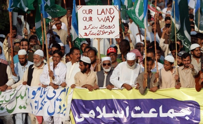 Anti-drone protests spread across Pakistan