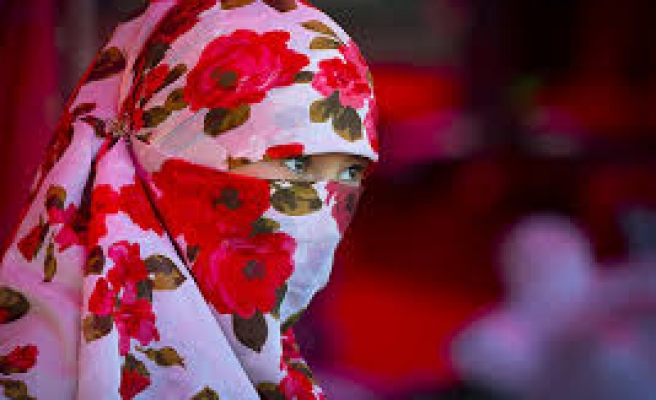 Anti-veil 'beauty' campaign raises tensions in East Turkistan