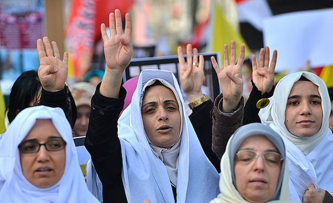 Protests against jailing of Egyptian girls to be held in Istanbul